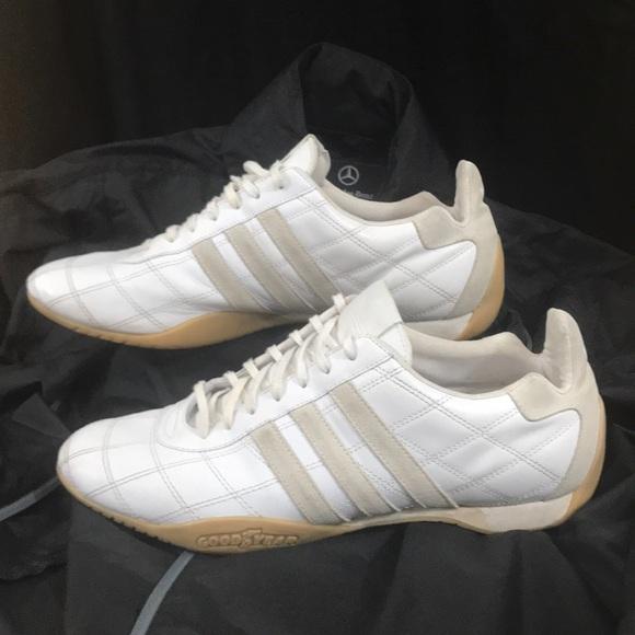 Adidas Tuscany Goodyear Racing Shoe Make an Offer!